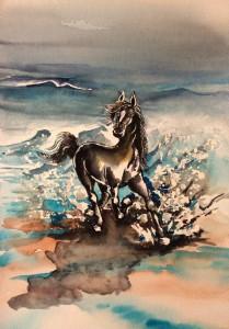 Ocean Horse